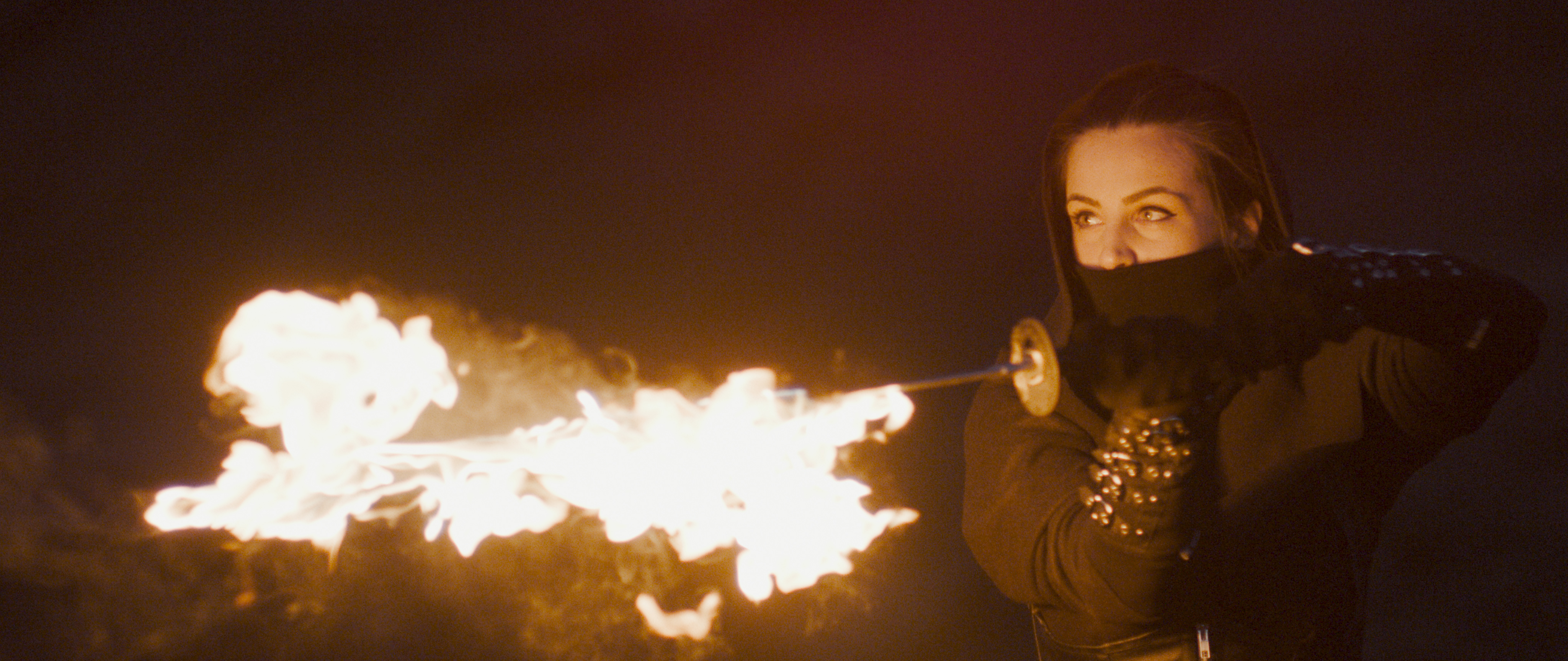 Screen Grab from Marnik feat. Rookies - Burn (official videoclip)