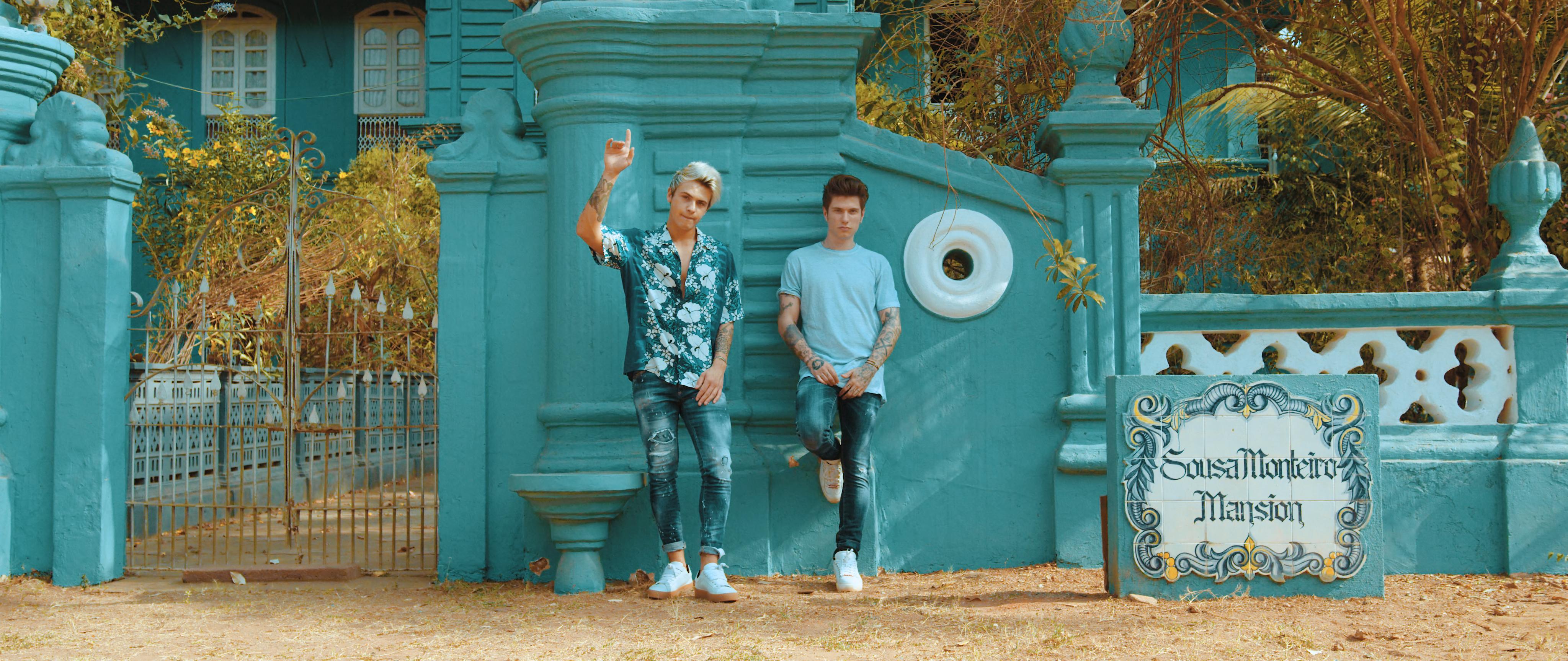 benji e fede - mosco mule official videoclip